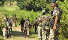 Police encounter with naxals