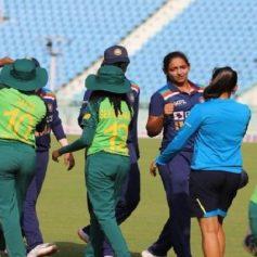 2nd odi india women won