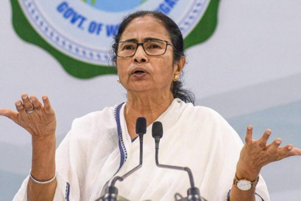 mamata banerjee attack on bjp