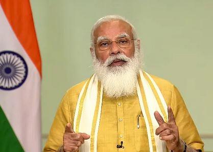 PM Modi inaugurates Global Ayurveda Festival
