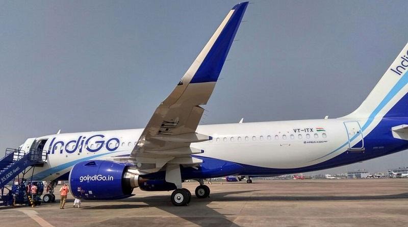 Sharjah Lucknow IndiGo flight