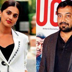 Anurag kashyap actress taapsee pannu