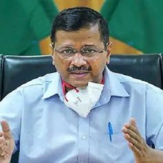 Kejriwal said bjp wants to reduce