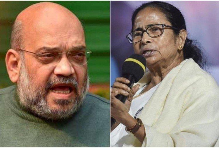Bjp demands action against mamata