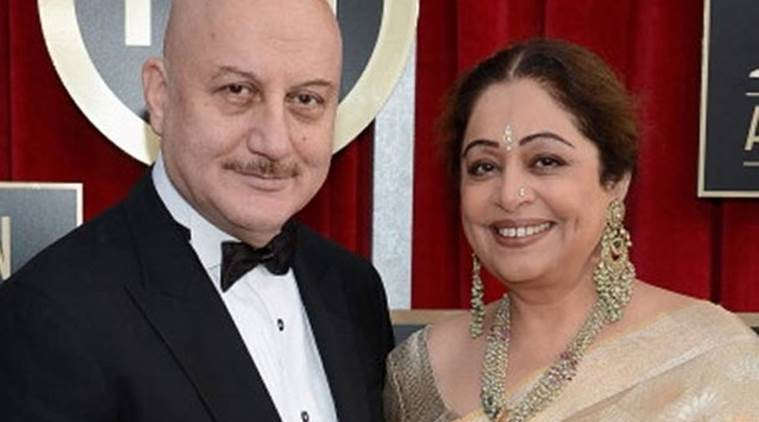 Today Anupam Kher's Birthday