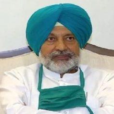 Health Minister Balbir Singh Sidhu