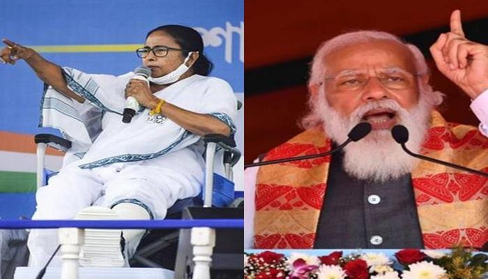 Mamata attacks bjp over development