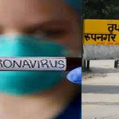 Rupnagar coronavirus cases