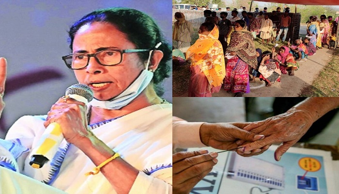 Mamata banerjee appeal to voting
