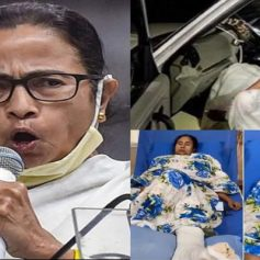 Mamata benarjee video message
