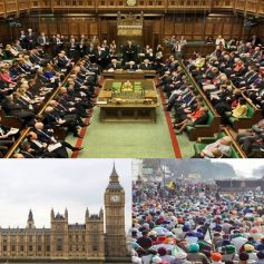 Uk parliament debate on farmers protest