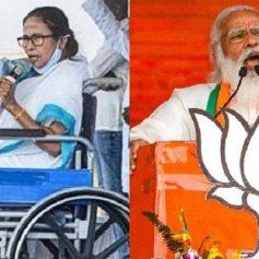 Mamata banerjee attacks on bjp