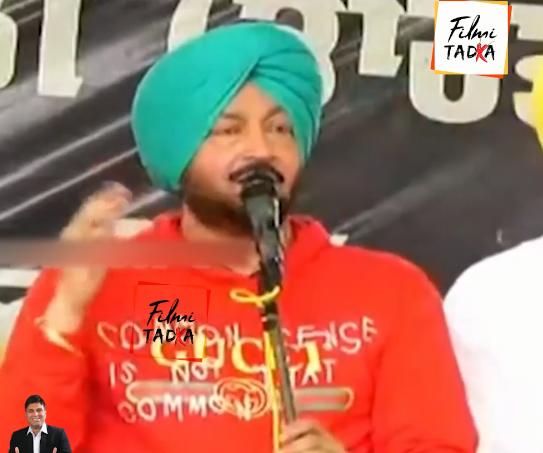 Malkit Singh kisan protest