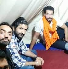 Deep Sidhu in jail