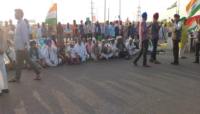 bharat bandh updates farmers protest