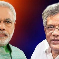 Sitaram yechury says india