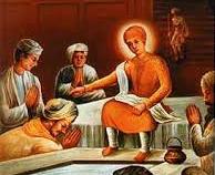 Blessing of Guru Harkrishan
