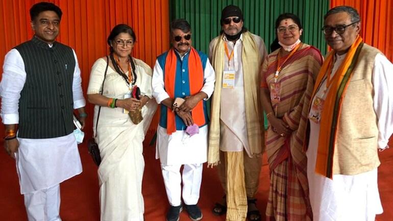 actor mithun chakraborty join bjp