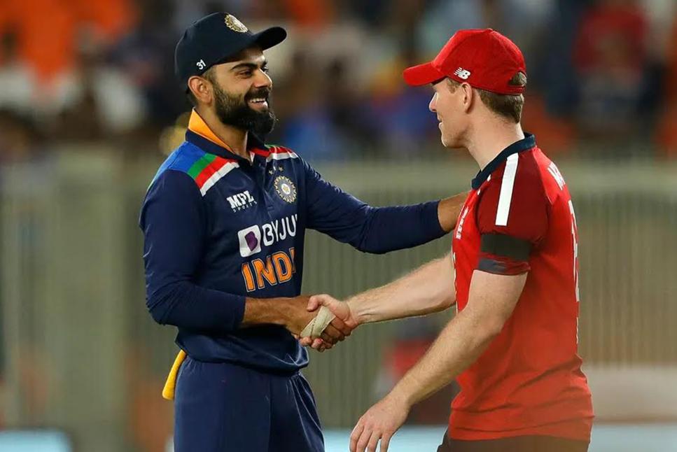 IND vs ENG T20