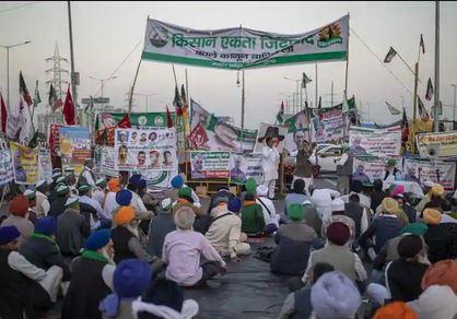 Agitating farmers to block KMP expressway