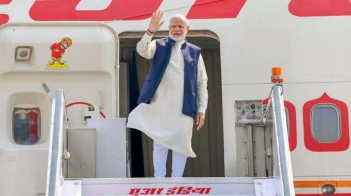 PM Narendra Modi to embark