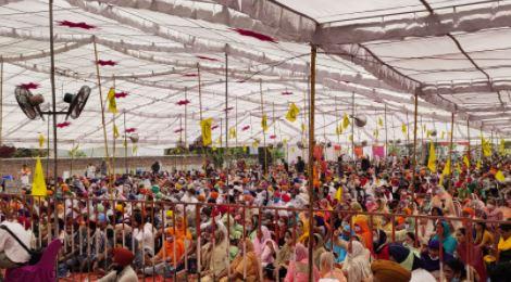 Rajewal on Modi govt during farmers conference