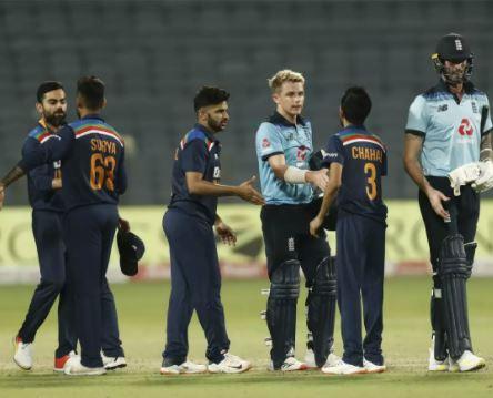 Virat Kohli after India series clinching win