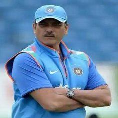 Team india head coach ravi shastri
