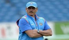 Team india head coach ravi shastri