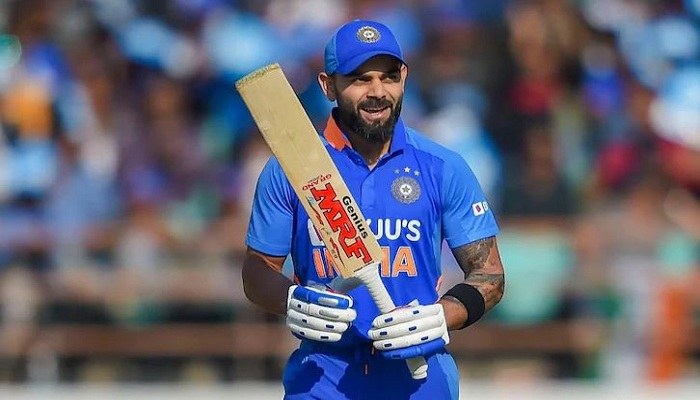 Virat kohli becomes first cricketer