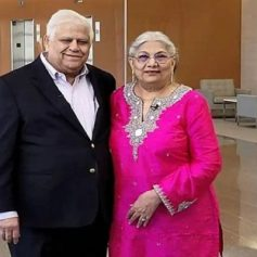Indo american couple help unqualified people
