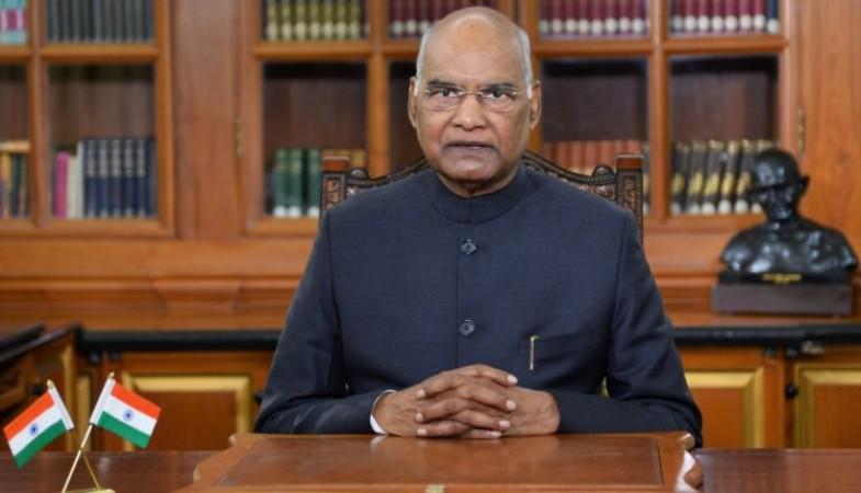 President Ram Nath Kovind referred