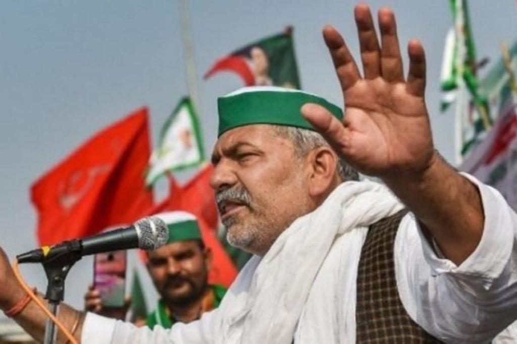 Rakesh Tikait warns government