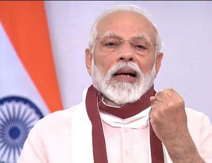 PM modi urges people