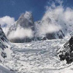 Uttarakhand glacier burst