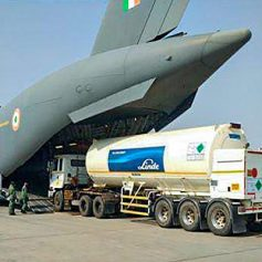 India air force airlift nine