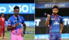 RR vs DC IPL 2021