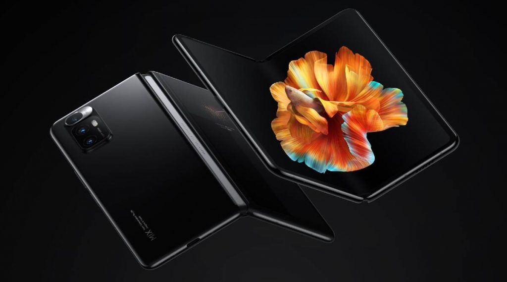 Xiaomi Launches Its First Foldable