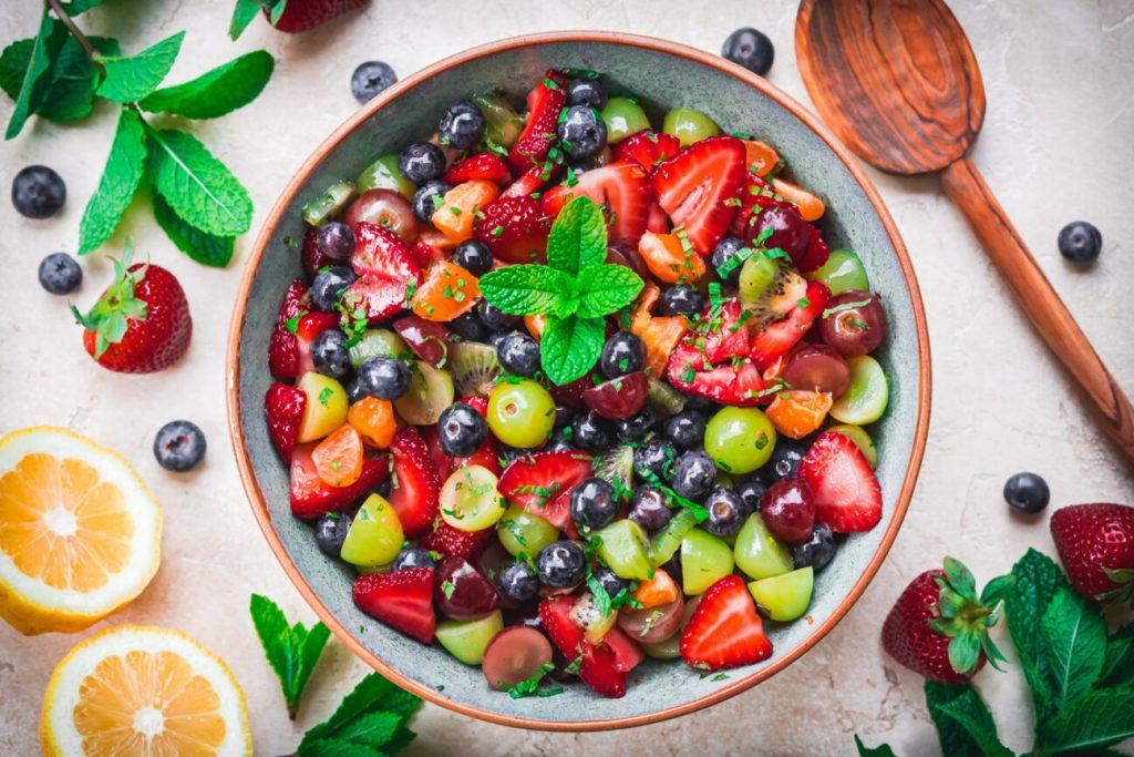 Summer healthy breakfast plan