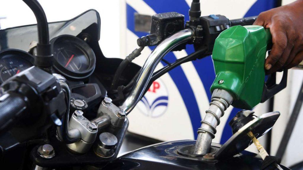 Petrol diesel prices calm