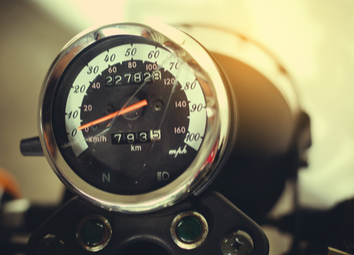 motorcycle gives the highest mileage