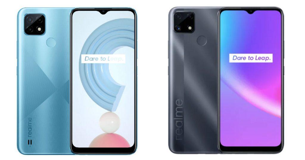 Realme three great smartphones