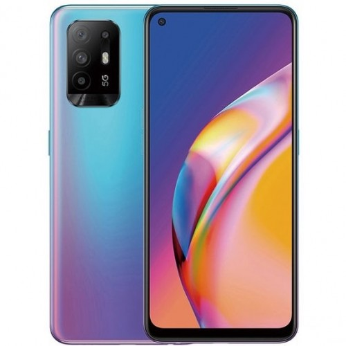 Oppo Reno 5 Z 5G Launched