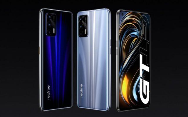 Realme GT series smartphones
