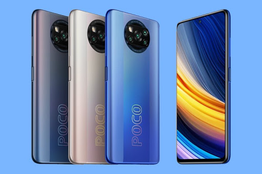 POCO X3 Pro with 5160mAh battery