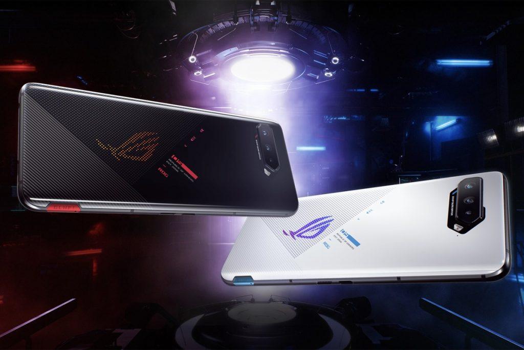 smartphone Asus ROG Phone 5