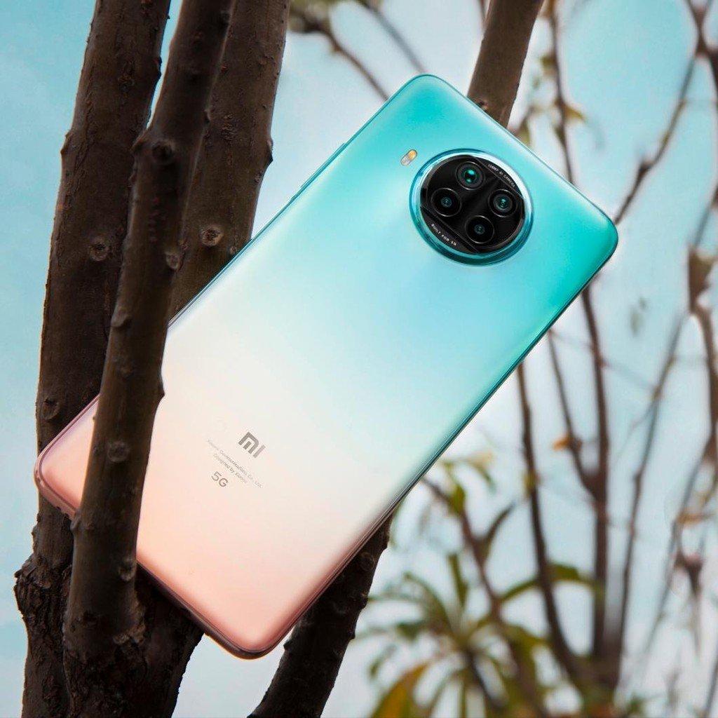 5G smartphone Mi 10i