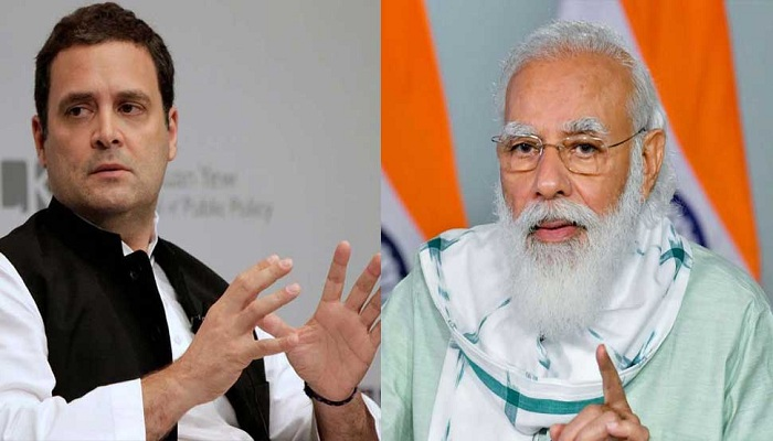 Rahul gandhi says no icu