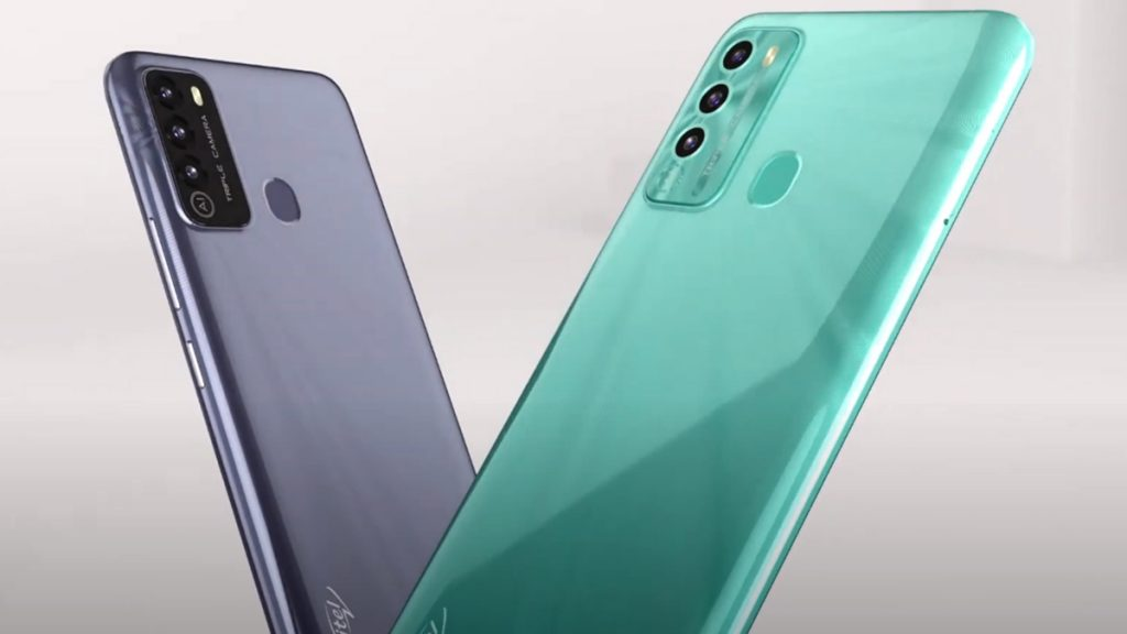 Itel Vision 2 smartphone launched