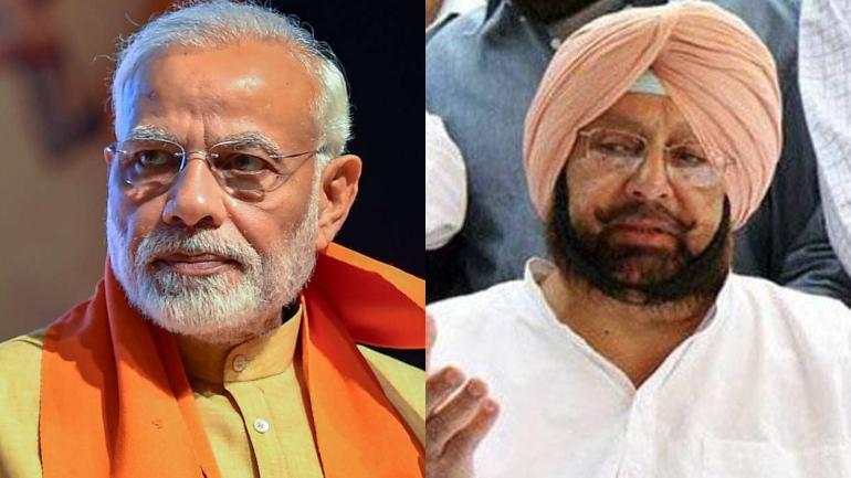 Punjab CM urges PM Modi